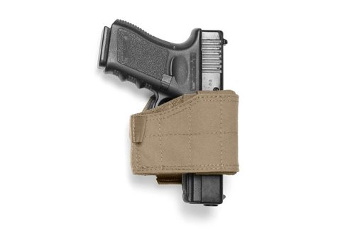 Warrior Universal Pistol Holster - Coyote Tan