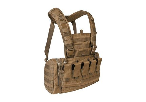 Tasmanian Tiger Chest Rig Mk II M4 - Coyote Brown