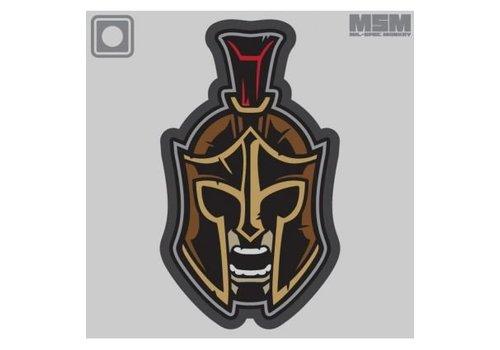 MilSpec Monkey Spartan Head 1 patch
