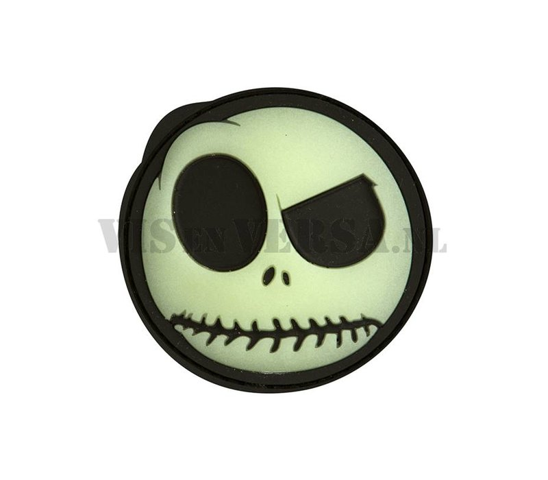 Nightmare Rubber Patch Glow in the Dark