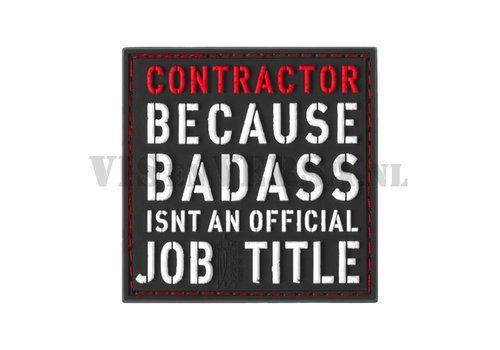 Contractor Rubber Patch - Color