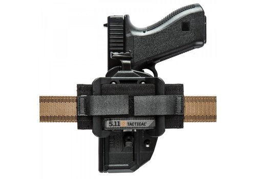 5.11 Tactical 5.11 Holster Belt Sleeve - Black