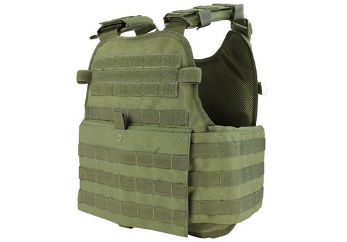 Condor MOPC Operator Plate Carrier - Olive Drab
