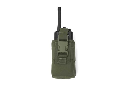 Warrior Elite OPS Small Radio Pouch - Olive Drab