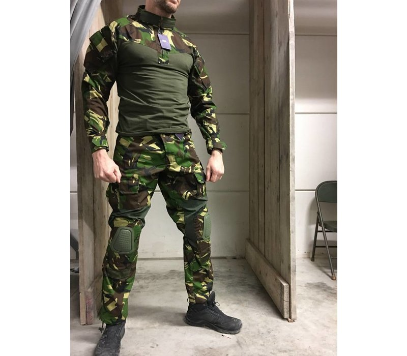 Combat Pants - NLD Woodland