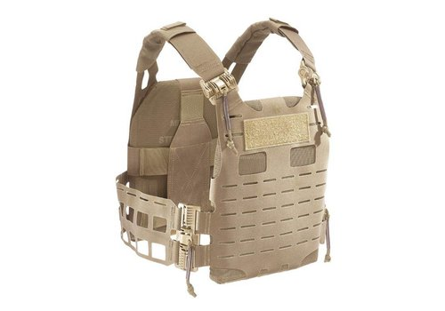 Tasmanian Tiger TT Plate Carrier QR SK ANFIBIA - Coyote Brown