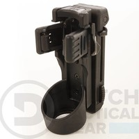 LHU 14  Universal Swivel Plastic Holder for Tactical Flashlights 37mm