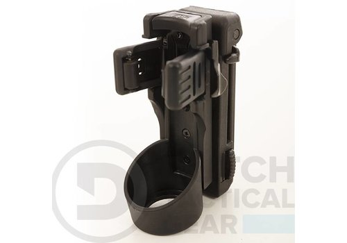 ESP LHU 14  Universal Swivel Plastic Holder for Tactical Flashlights 37mm