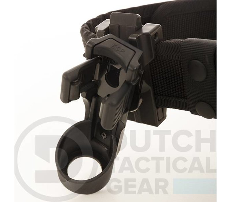 LHU 54  Universal Swivel Plastic Holder for Tactical Flashlights 37mm