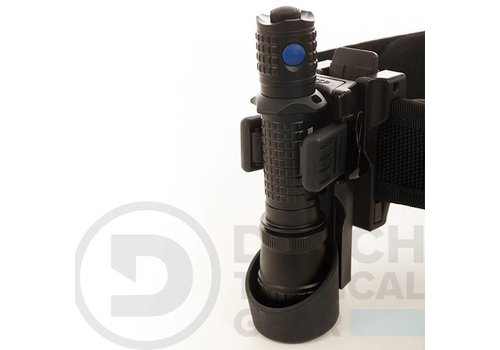 ESP LHU 54  Universal Swivel Plastic Holder for Tactical Flashlights 37mm