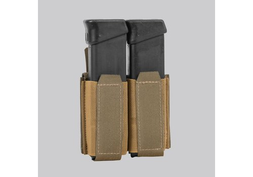 Direct Action Gear Low Profile Pistol Magazine Pouch - Coyote Brown
