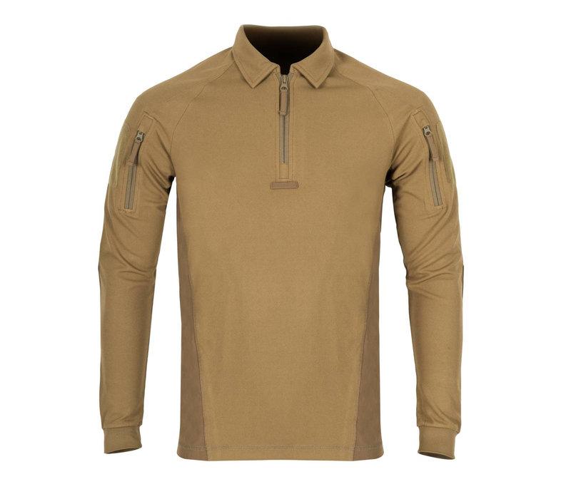 Range Polo Shirt - Coyote