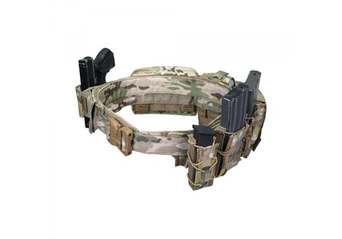 Warrior Low Profile Direct Action MK1 Shooters Belt - MultiCam