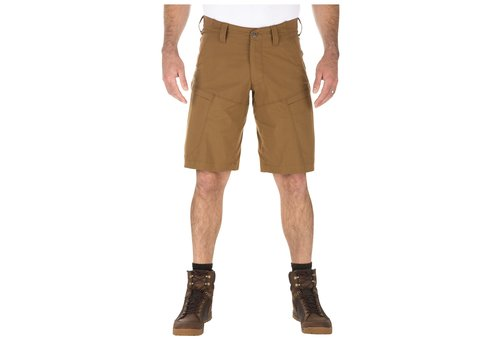 "5.11 Tactical Apex 11"" Short - Battle Brown"
