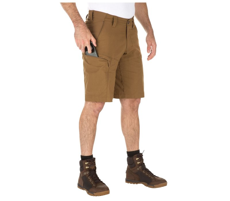 "Apex 11"" Short - Battle Brown"