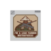 MilSpec Monkey Lead Farmer Patch