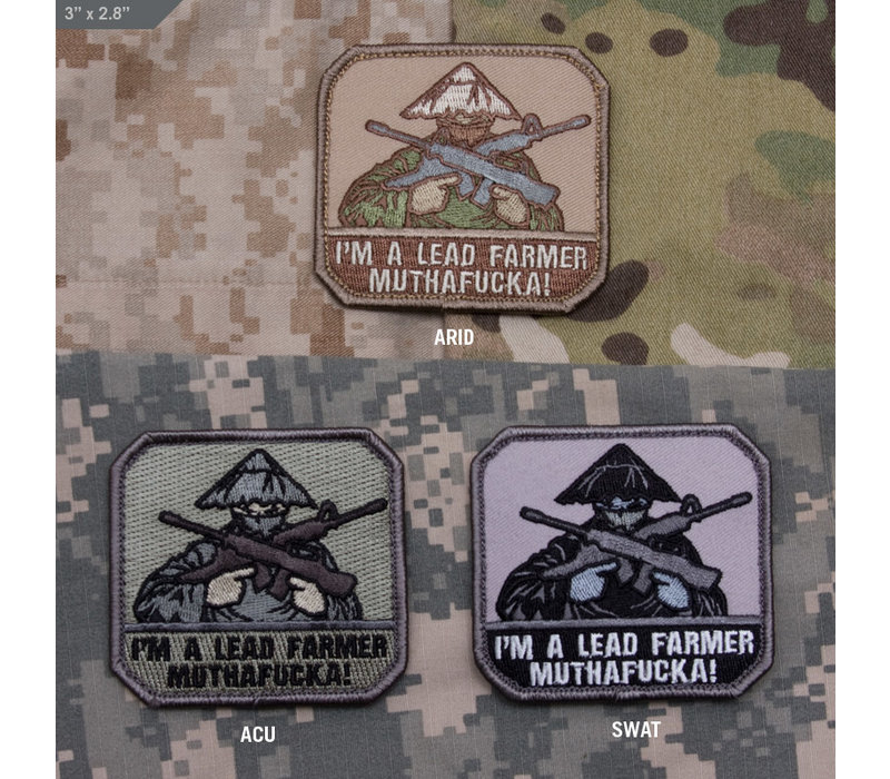 Lead Farmer Patch