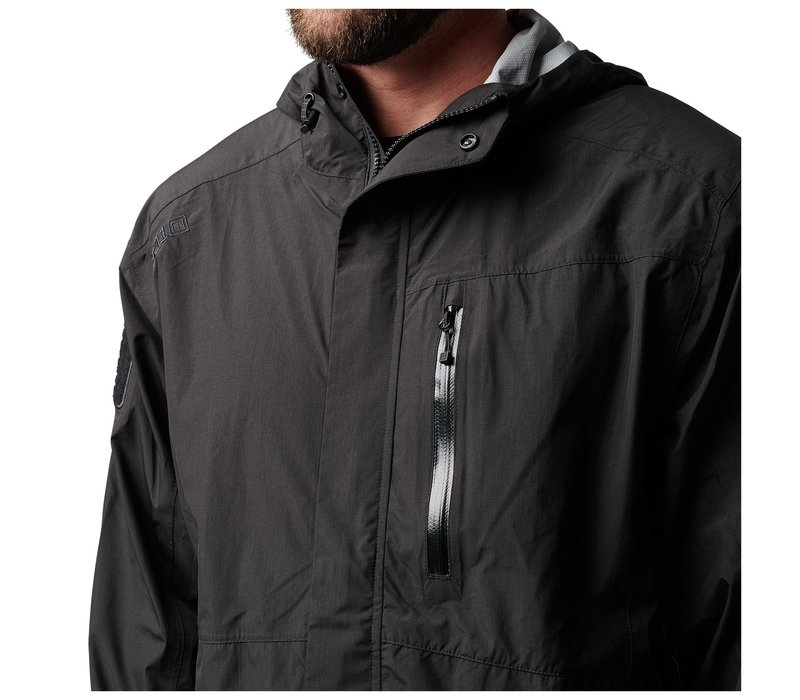 Aurora Shell Jacket - Black