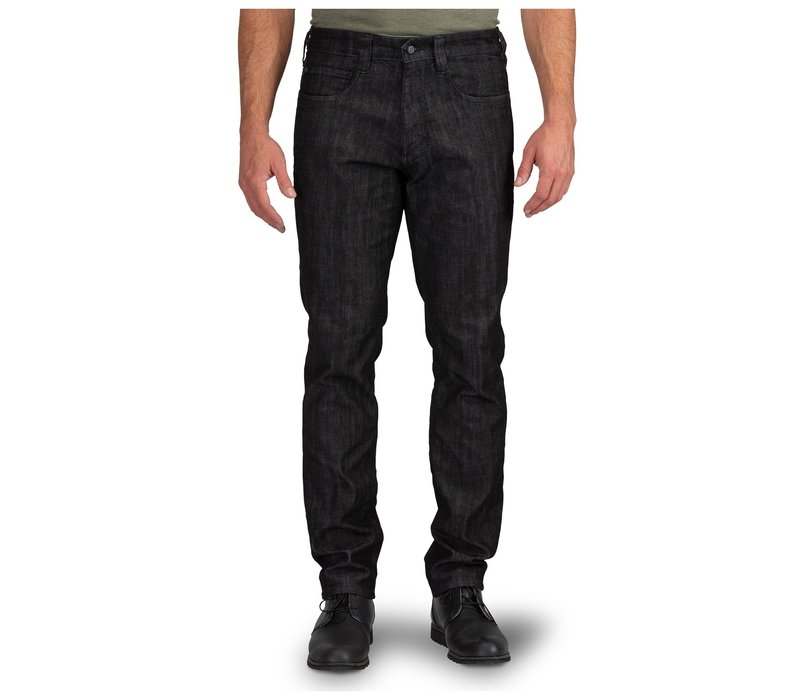 Defender-Flex Jeans - Slim Fit - Black