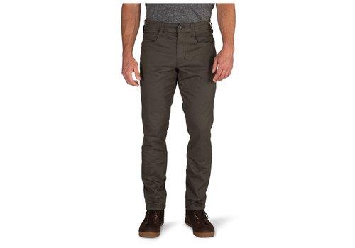 5.11 Tactical Defender-Slim Flex Pants - Grenade