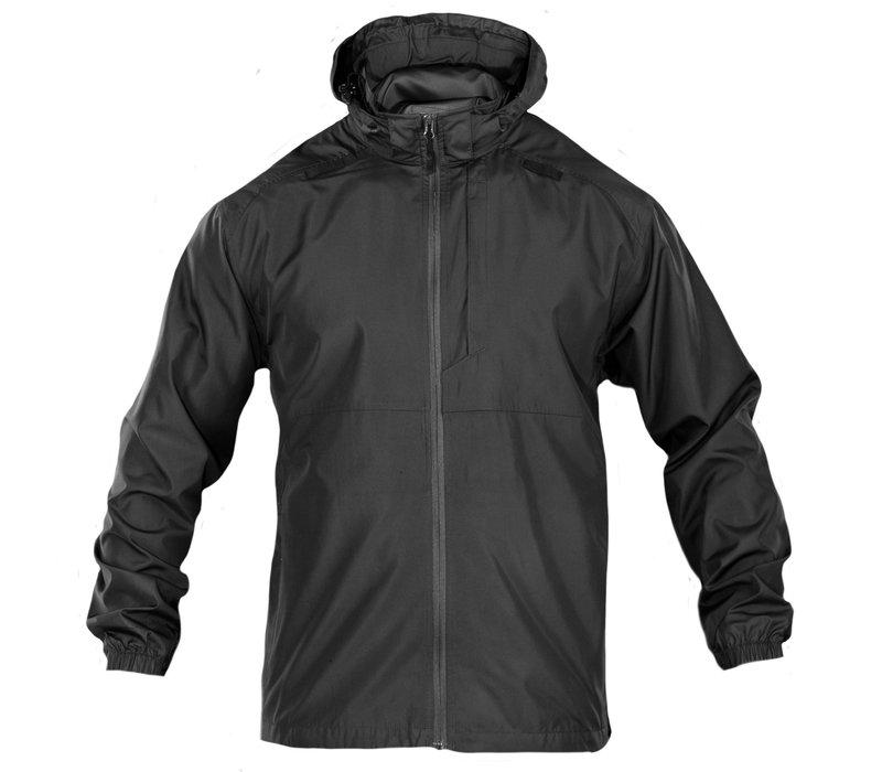 Packable Operator Jacket - Black