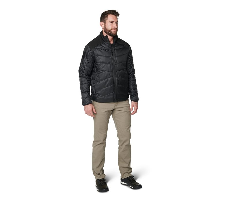 Peninsula Insulator Jacket - Black