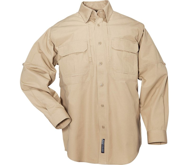Tactical Long Sleeve Shirt - Coyote