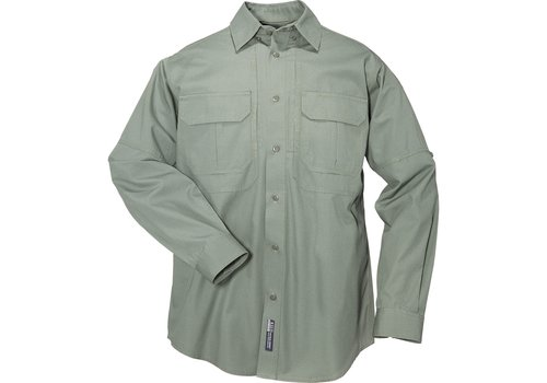 5.11 Tactical Tactical Long Sleeve Shirt - OD Green