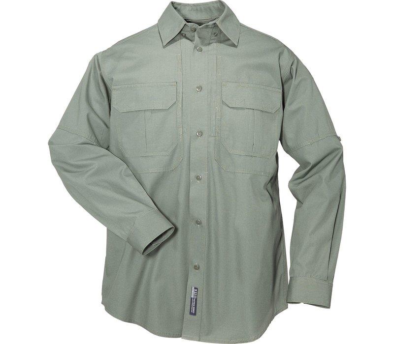 Tactical Long Sleeve Shirt - OD Green
