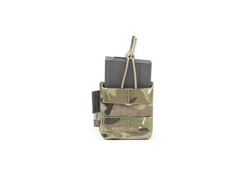 Warrior Single 7.62 x 51mm Open Short - MultiCam