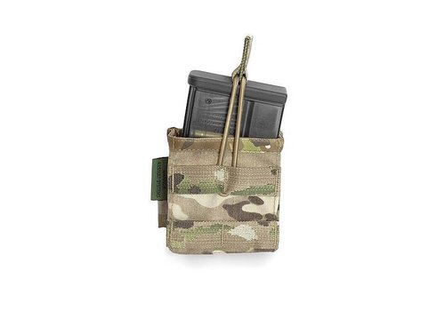 Warrior Single MOLLE Open Pouch H&K 417 - MultiCam