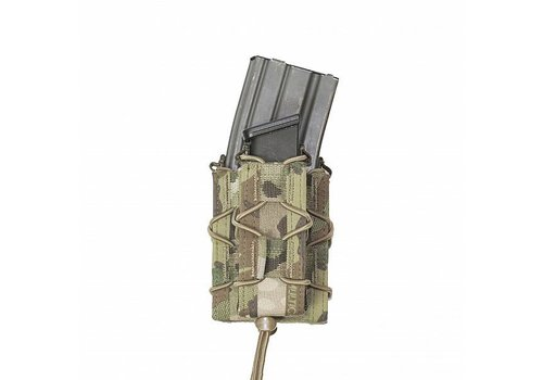 Warrior Single Quick Mag with Single Pistol Pouch -MultiCam