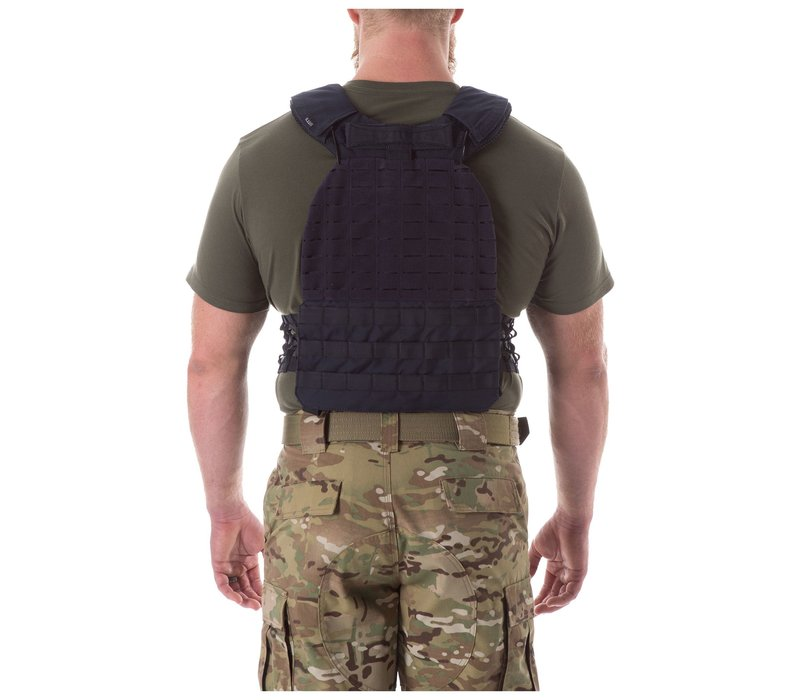 TacTec Plate Carrier - Dark Navy