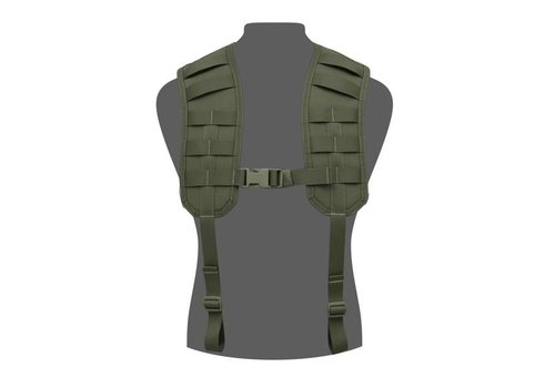 Warrior Elite OPS Molle Harness - Olive Drab