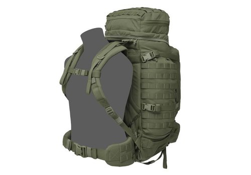 Warrior X300 Pack - Olive Drab