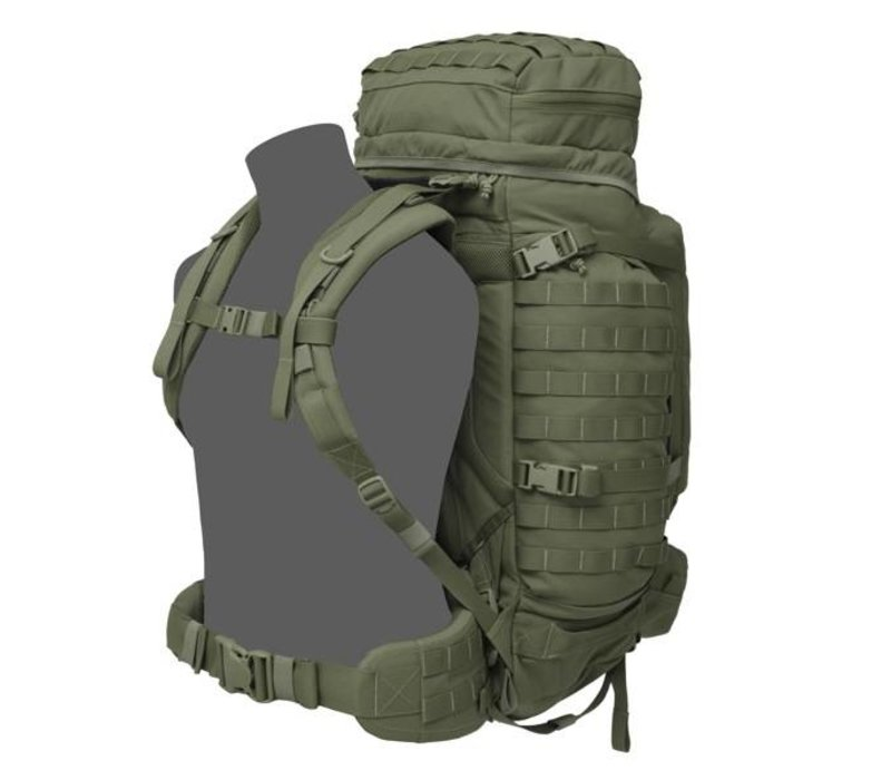 5ca6c0ece36 Warrior X300 Pack - Olive Drab - NLTactical