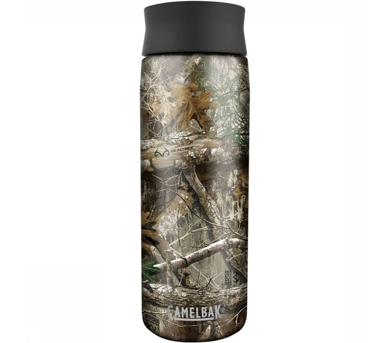 Thermos cup Hot Cap 20 OZ (600 ml) - Real Tree Edge