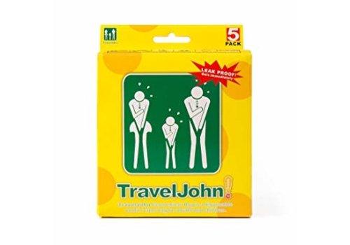 TravelJohn Vomit/Urine  bag