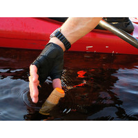 Floating Serrated Knife - Oranje
