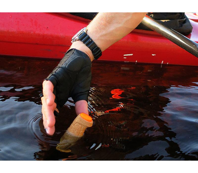 Floating Serrated Knife - Orange