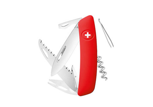 Swiza TT05 Tick Tool Red