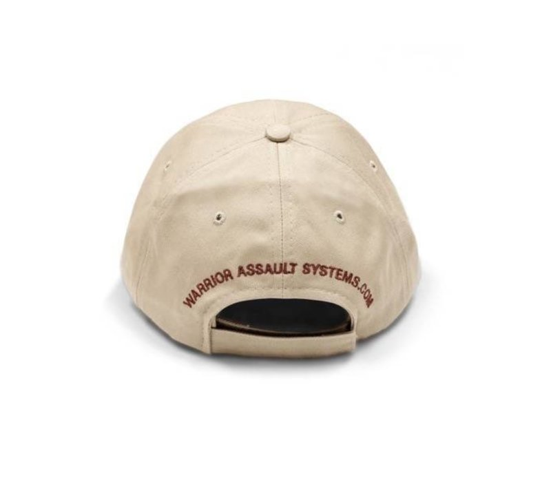 Logo Cap with Coyote Tan Embroidery