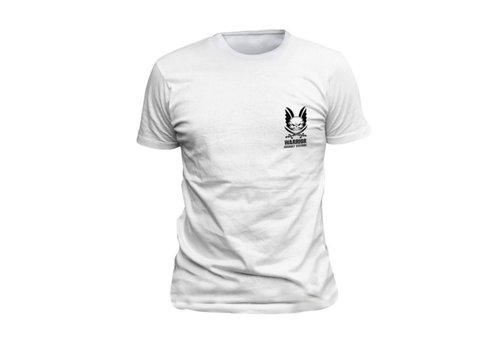 Warrior Logo T-Shirt - White