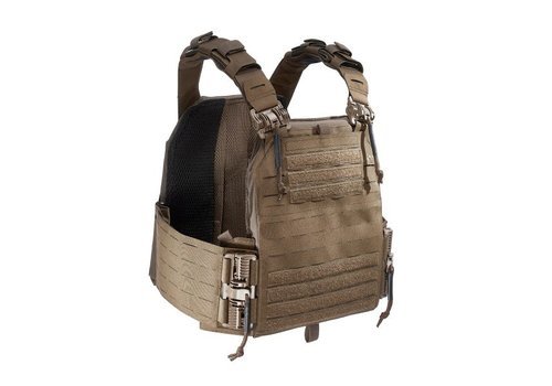 Tasmanian Tiger TT Plate Carrier QR LC - Coyote Brown