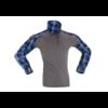 Invader Gear Flannel Combat Shirt - Blue