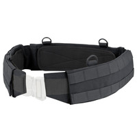121160 Slim Battle Belt - Black
