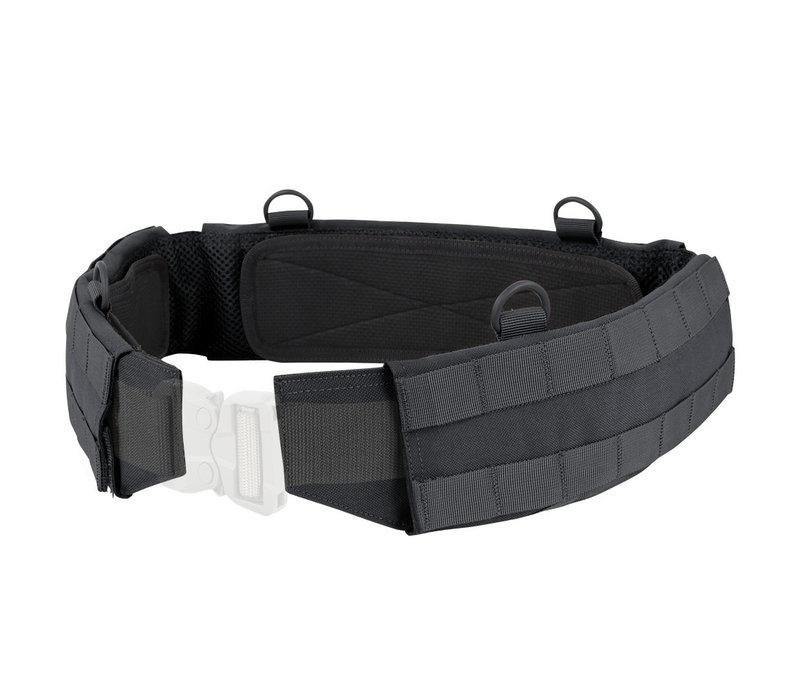 Slim Battle Belt - Black