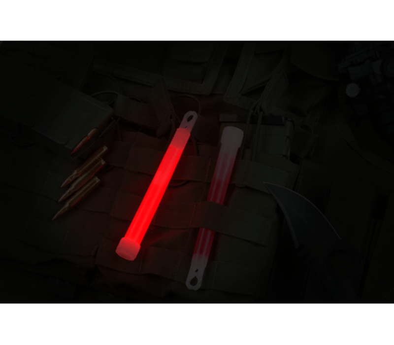6 Inch Glow Stick - Red