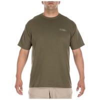 Molle America Tee - Military Green