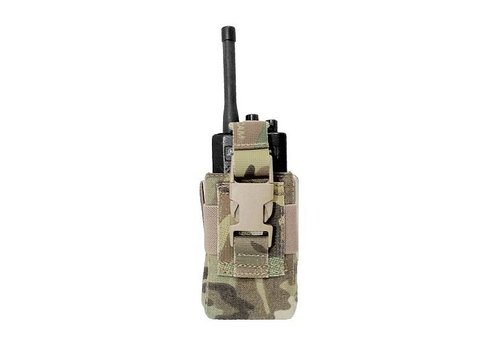 Warrior Elite OPS Small Radio Pouch - MultiCam